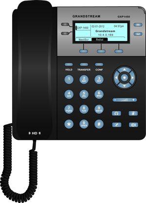инструкция к телефону grandstream gxp1450